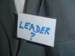 Leadership  Display (c) R Dennison June 2013