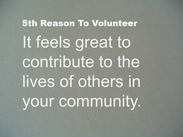 Feel Good Volunteering