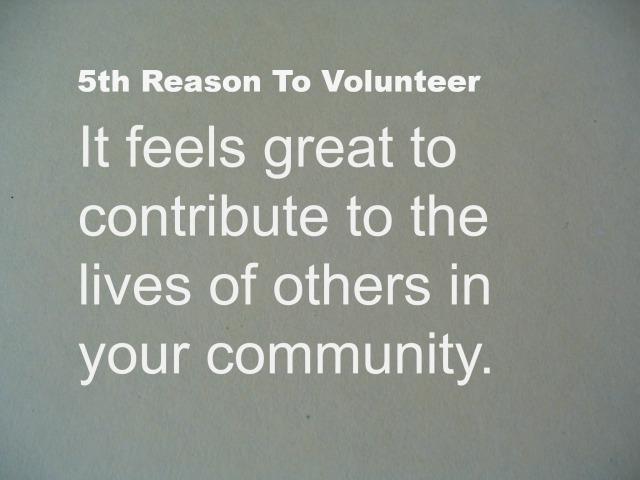 Feel Good Volunteering