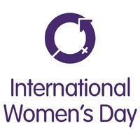 Logo For International Women's Day