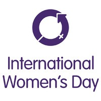 Logo For International Women's Day