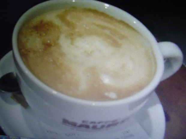 image of a latte