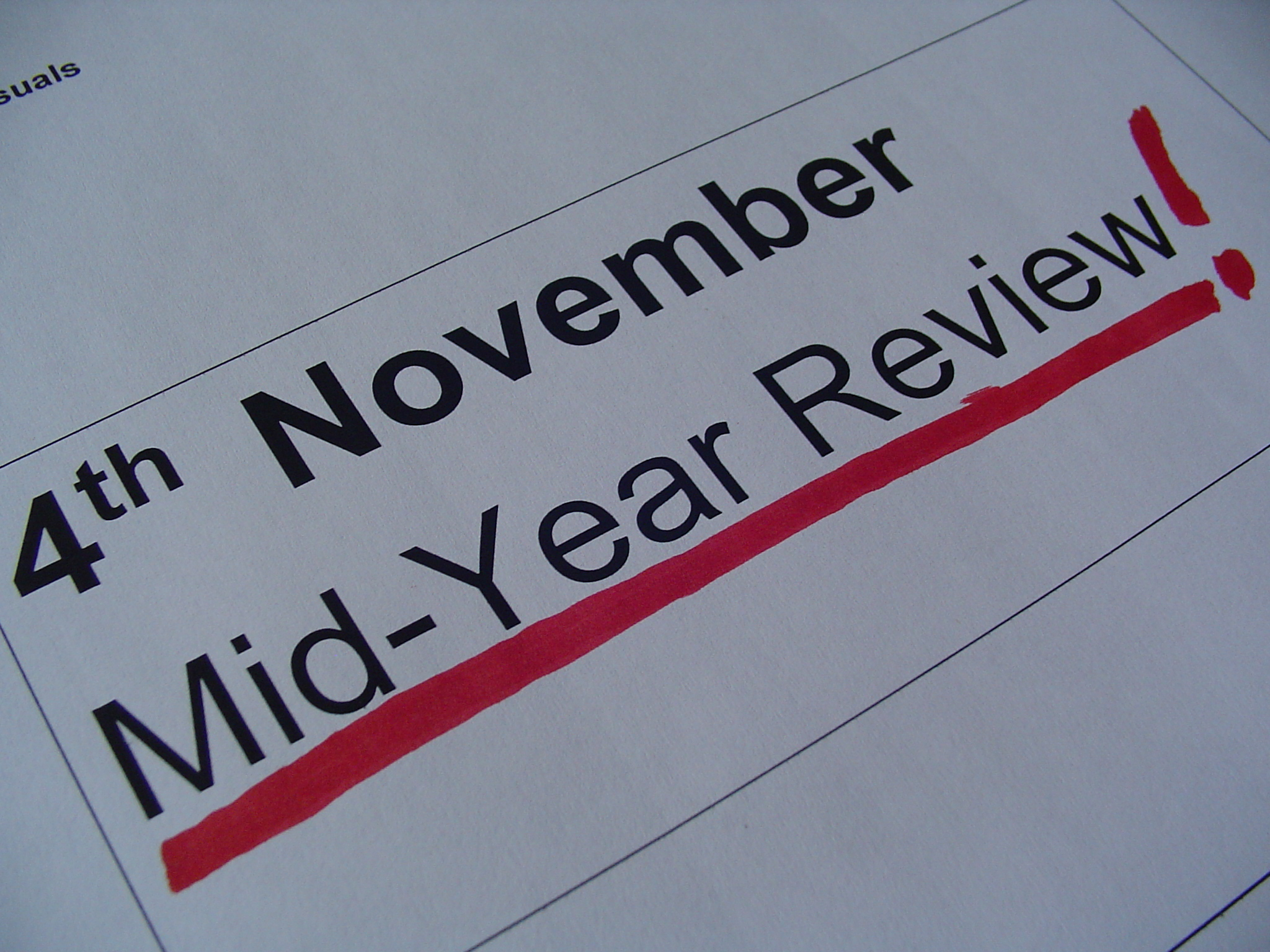 civil service experience your life what makes your mid year review a positive experience