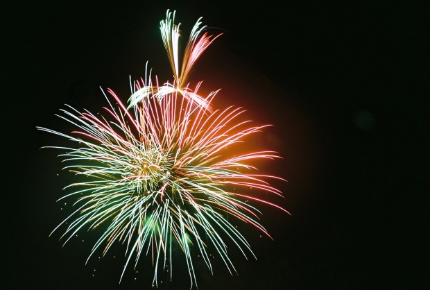 A Firework Display